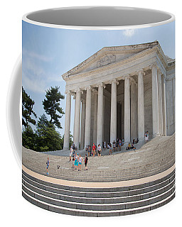 Thomas Jefferson Memorial Coffee Mug