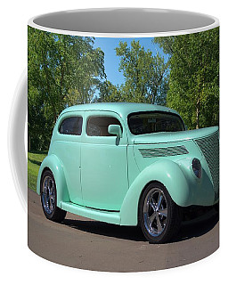 1937 Ford Sedan Hot Rod Coffee Mug