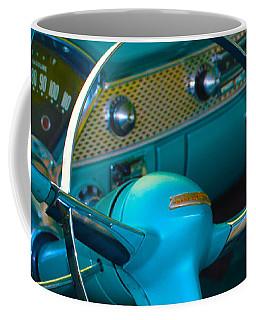 1955 Chevy Nomad Steering Wheel Coffee Mug