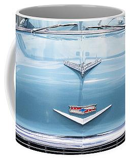 1956 Chevrolet Hood Ornament Coffee Mug