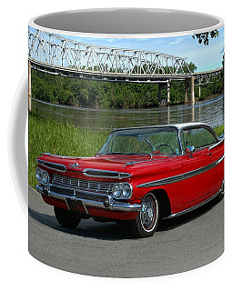 1959 Chevrolet Impala Coffee Mug by Tim McCullough