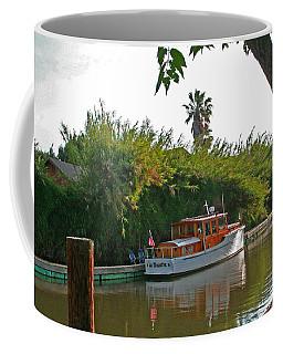 A Delta Hideaway Coffee Mug