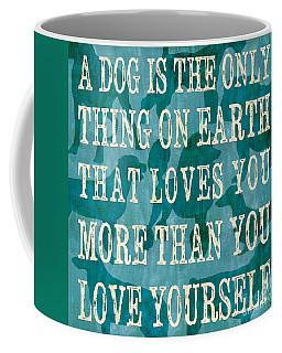 A Dog Coffee Mug