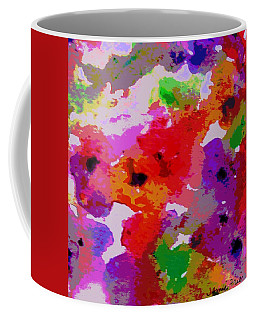 Coffee Mug featuring the painting A Little Watercolor by Jamie Frier