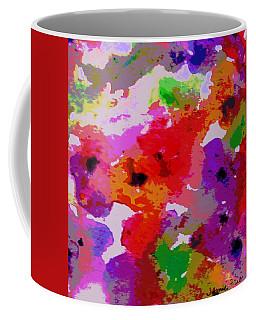 A Little Watercolor Coffee Mug by Jamie Frier