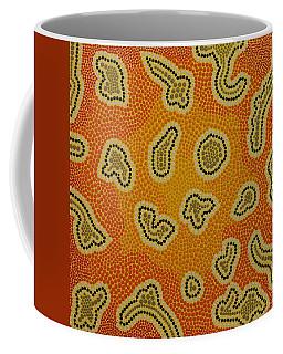 Coffee Mug featuring the photograph Aboriginal Inspirations 22 by Mariusz Czajkowski