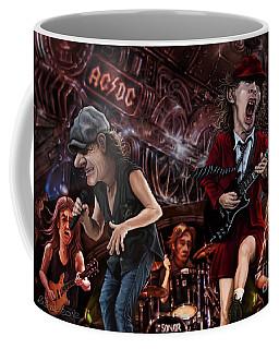 Ac/dc Coffee Mug