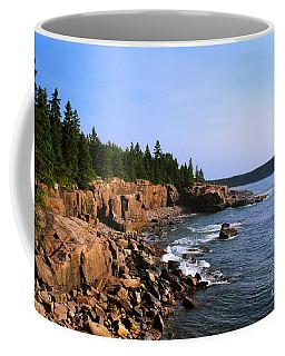 Acadia Coast Coffee Mug