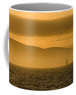 Acadia National Park Sunset Coffee Mug