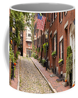 Acorn Street Boston Coffee Mug