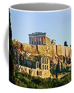 Acropolis Coffee Mug