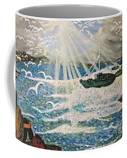 After The Storm Coffee Mug by Leanne Seymour