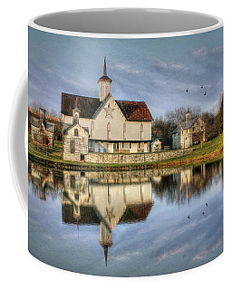 Afternoon At The Star Barn Coffee Mug