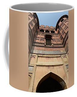 Agra Fort In India Coffee Mug