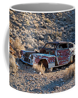 Aguereberry Camp Death Valley National Park Coffee Mug