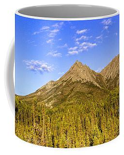 Alaska Mountains Coffee Mug