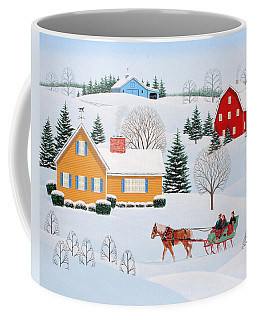 Almost Home Coffee Mug
