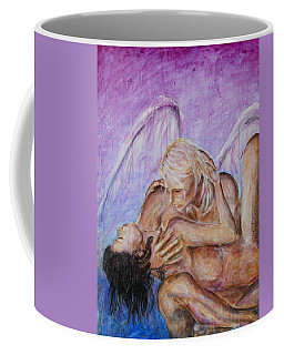Angel In Love Coffee Mug