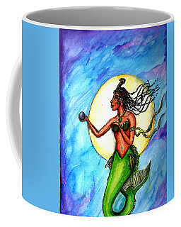 Arania Queen Of The Black Pearl Coffee Mug