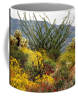 Arizona Springtime Coffee Mug