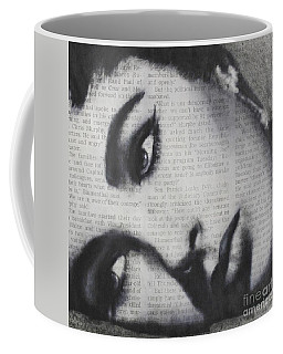 Art In The News 15-elizabeth Coffee Mug