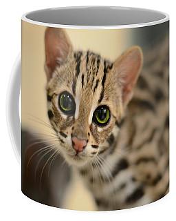 Asian Leopard Cub Coffee Mug