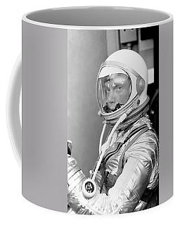 Astronaut John Glenn Coffee Mug