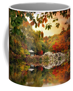 Autumn At Hernshead Coffee Mug