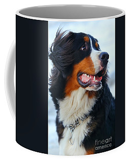 Beautiful Dog Portrait Coffee Mug