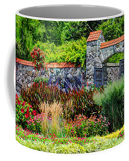 Biltmore Gardens Coffee Mug