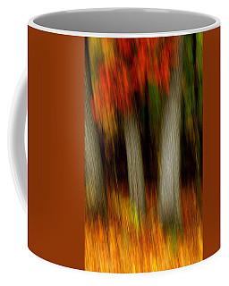 Blazing In The Woods Coffee Mug
