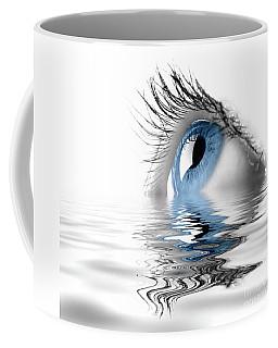 Blue Eye Coffee Mug