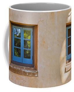 2 Blue Windows Db Coffee Mug