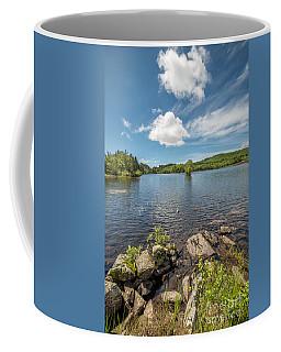 Bodgynydd Lake Coffee Mug