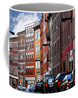 Boston Street Coffee Mug