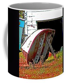 Bottom Up Coffee Mug