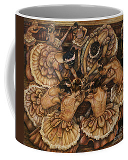 Bouquet Of Ballet    Coffee Mug