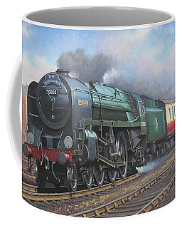 Britannia Pacific. Coffee Mug