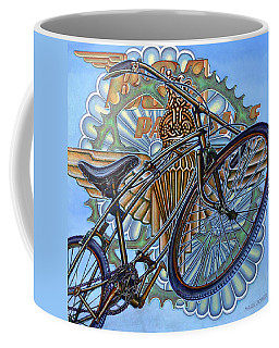 Bsa Parabike Coffee Mug