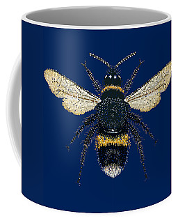 Bumblebee Bedazzled Coffee Mug