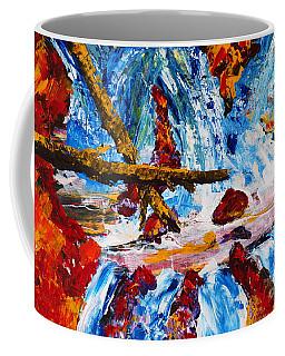 Burch Creek Run-off Coffee Mug