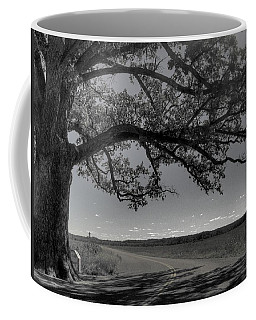 Burr Oak Tree Coffee Mug