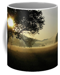 Cades Cove Sunrise II Coffee Mug