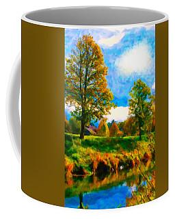 Canal 2 Coffee Mug