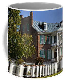 Coffee Mug featuring the photograph Carnton Plantation by Brian Jannsen