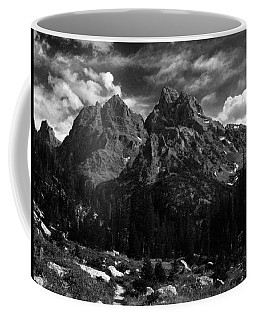Cathedral Group From The Northwest Coffee Mug