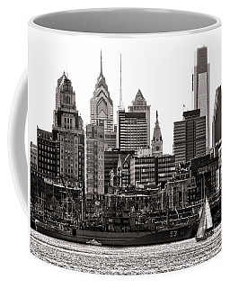 Center City Philadelphia Coffee Mug
