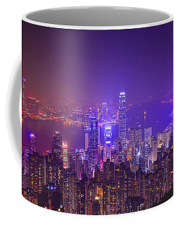 City Of Lights Coffee Mug