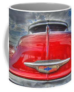 Coffee Mug featuring the photograph Classic Chevy by Tam Ryan