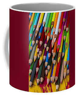 Colored Pencils  Coffee Mug